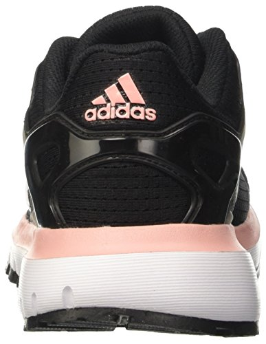 adidas Energy Cloud Wtc W, Chaussures de Course Femme, Bianco/Blu Navy Marron (Negbas/ftwbla/suabri)