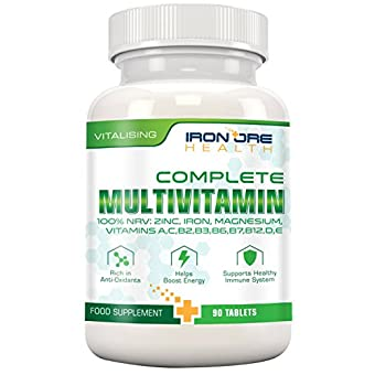 Iron Ore Multivitamin