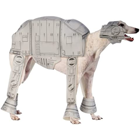 Disfraz de AT-AT Imperial Walker Star Wars para perro - M
