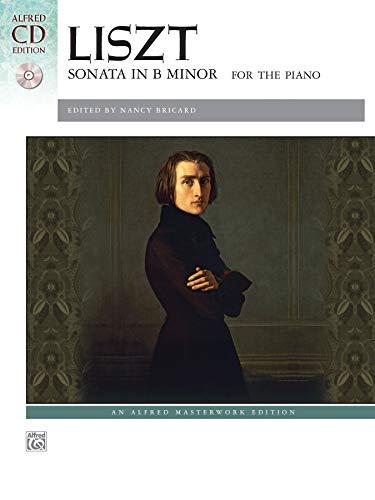 Sonata in B Minor (Alfred Masterwork Edition) (Alfred Klavier Fingersatz)