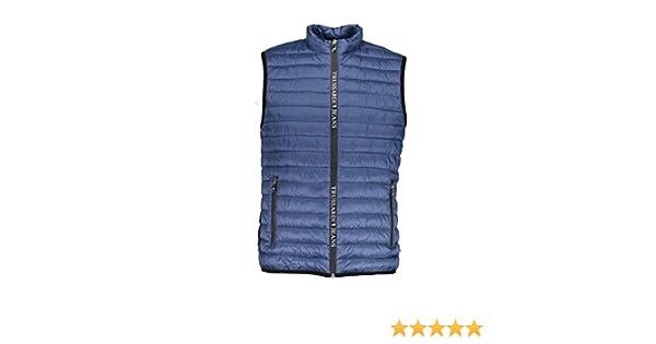 Trussardi Jeans 52S00267 1Y090504 Smanicato Uomo Blu U280