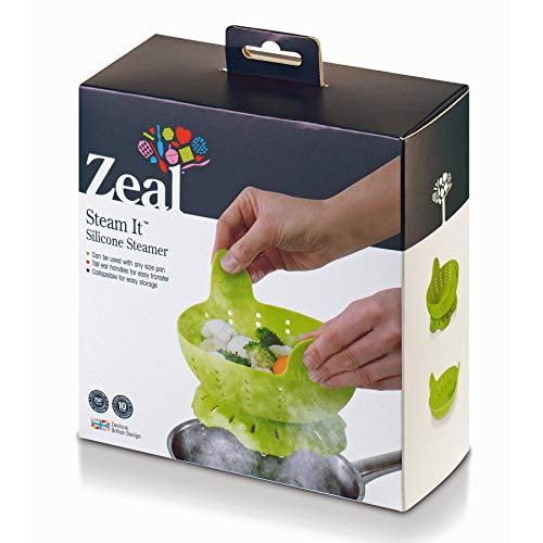 Zeal M126 - Vaporiera in silicone Steam It