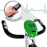 Kinetic Sports EB01 Ergometer Heimtrainer Hometrainer mit Computer und Hand-Pulsmessgerät - 3