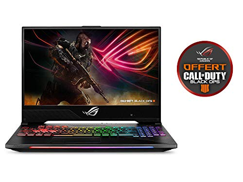 Asus ROG HERO2-GL504GM-ES311T PC portable Gamer 15' 144Hz...