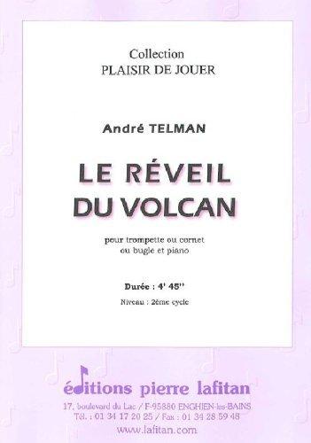 LE REVEIL DU VOLCAN TROMPETTE ET PIANO