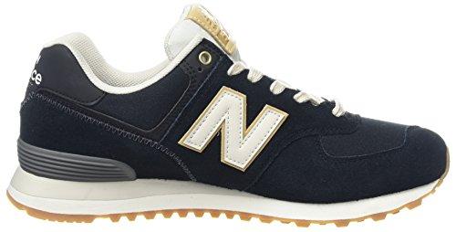 Nuovo Equilibrio Herren Ml574o, Sneaker, Schwarz (black / Ml574oua)