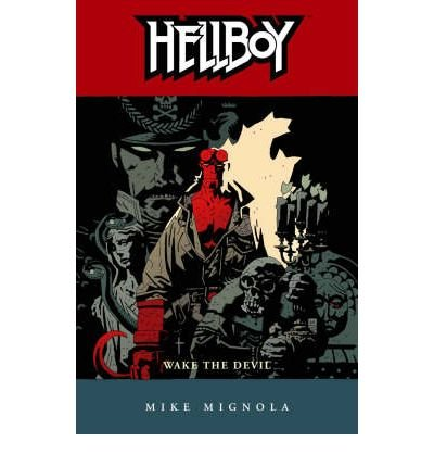 (Hellboy Volume 2: Wake the Devil - New Edition!) By Mignola, Mike (Author) Paperback on 01-Jan-2004
