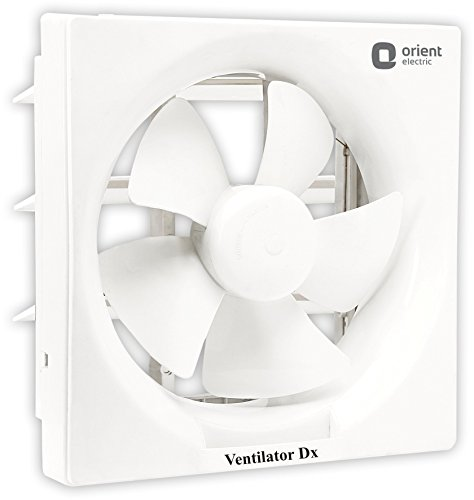 Orient Electric Ventilator Dx 200mm Fan (White)