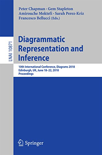Diagrammatic Representation and Inference: 10th International Conference, Diagrams 2018, Edinburgh, UK, June 18-22, 2018, Proceedings (Lecture Notes in Artificial Intelligence)