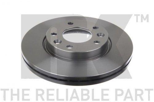 Preisvergleich Produktbild NK 203514 Bremsscheibe