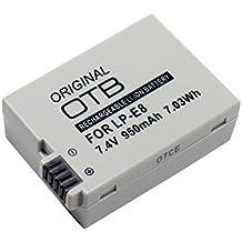 Batería para Canon EOS 700D (Li-Ion)