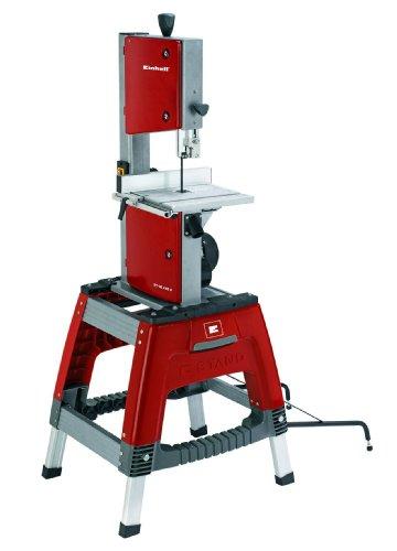 Produktabbildung von Einhell RT-SB 250 U Bandsäge, stabiles Untergestell, 420 W, Sägeband 1.400 mm, max. Schnitthöhe 120 mm, Tischgröße 300 x 300 mm, neigbarer Sägetisch