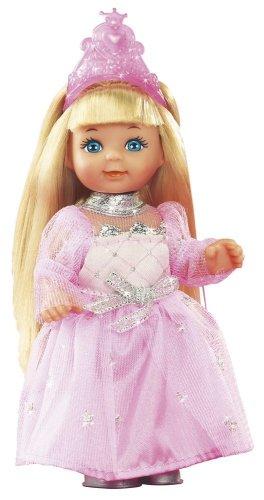 Imagen 3 de Simba Evi Love 105739029 Little Princess - Muñeca princesa (incluye joyas para la niña) [importado de Alemania]