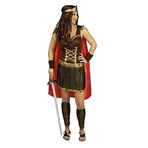Körner NEU Damen-Kostüm Achilla, 4-teilig, Größe