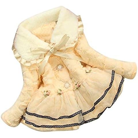 Tefamore Abrigo Suéter Outwear jersey Invierno Chaqueta Ropa para Niños bebés