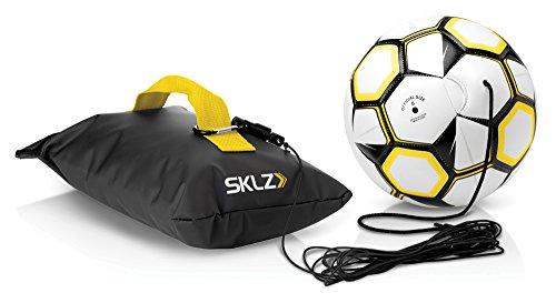 Sklz BMTR-001 - Aparato para entrenamiento del fútbol, color amarillo, tamaño 5 Sklz