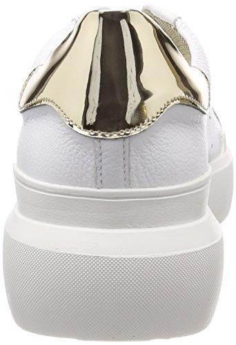 Bogner Ladies Hollywood 1 Sneaker White (bianco / Platino)