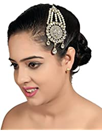 Gold Plated Women's Hair Accessories: Buy Gold Plated Women's Hair
