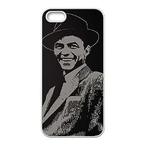 Preview Frank Sinatra Quote coque iPhone 4 4S cellulaire cas coque de téléphone cas blanche couverture de téléphone portable EOKXLLNBC24493