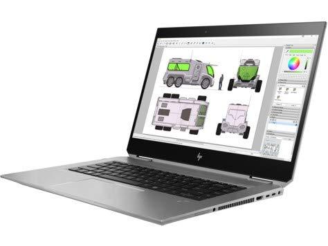 HP ZBook Studio x360 G5 2ZC63EA Notebook, 15,6″, Touch, Ultra HD, Bild 2*