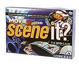 Mattel - Jeux de société - Scene it Cinéma Deuxième Edition Avec DVD