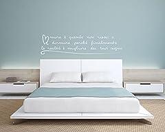 Idea Regalo - Adesivo per parete Amore - Emmeciquadro®