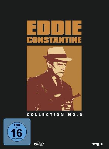 Bild von Eddie Constantine Collection No. 2 [3 DVDs]