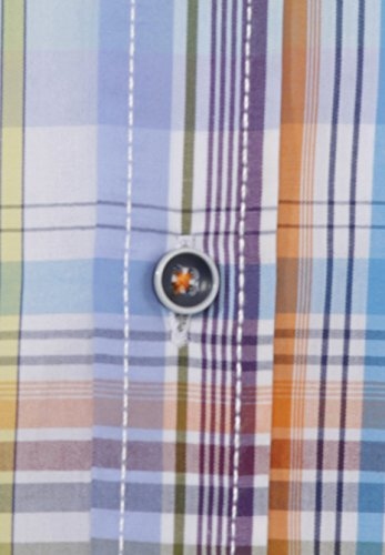 Hatico - Chemise casual - Homme Karo multicolor