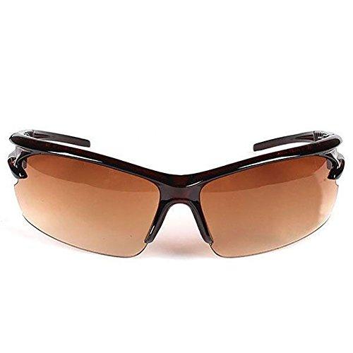 attachmenttou Hot UV-Schutzbrille Sport Driving Wandern Fahrrad Radfahren Sonnenbrillen