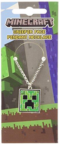 Minecraft - Creeper Kette mit Anhänger [Importación alemana]