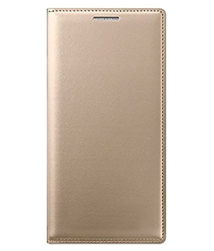 DR2S Leather Flip Case Cover Samsung Galaxy Star Pro GT 7262 - Golden  available at amazon for Rs.169