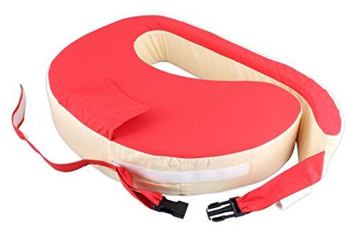 Get It Feeding Nursing Pillow (Red)