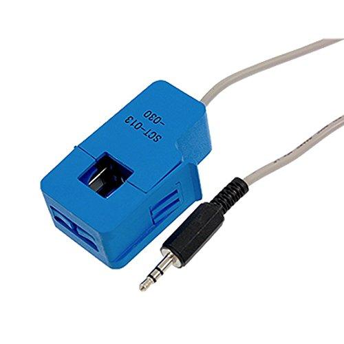 SODIAL(R) SCT 013-030 3.5mm Ausgang Split-Core Stromwandler (Wechselstrom Kompressor-adapter)