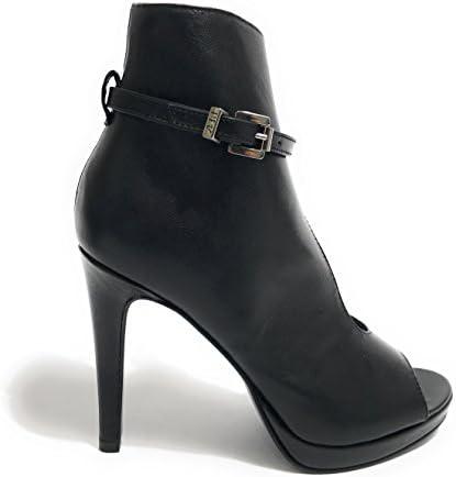 PIERFRANCESCO VINCENTI - Zapatos de Vestir de Piel para Mujer Negro Negro