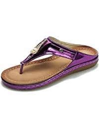 Suchergebnis auf für: flip flops damen Violett