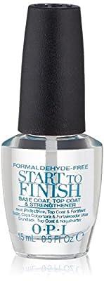 OPI Start To Finish Formaldehyde Free 15 ml