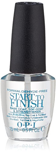 OPI Start To Finish Formaldehyde Free 15 ml