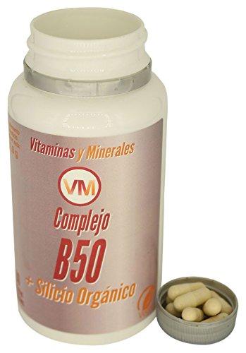 YNSADIET B50 Komplexes und organisches Silizium 60 Kapseln