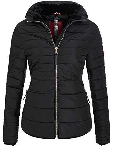 Marikoo Amber Damen Winter Steppjacke