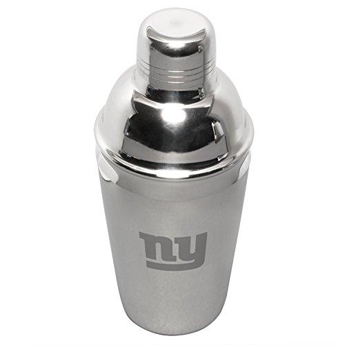 New York Giants - Logo Half Liter Stainless Steel Martini Shaker by New York Giants (Pro-player-bekleidung)