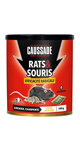 Caussade CARSC100 Rats & Sourics...