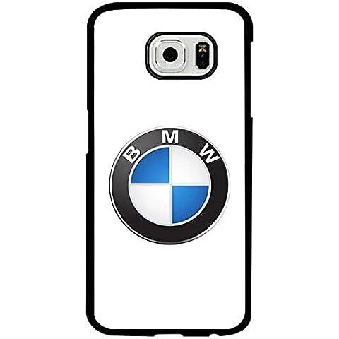 Genial para Galaxy S6, BMW Logo logotipo de único personalizado de plástico para Samsung Galaxy S6