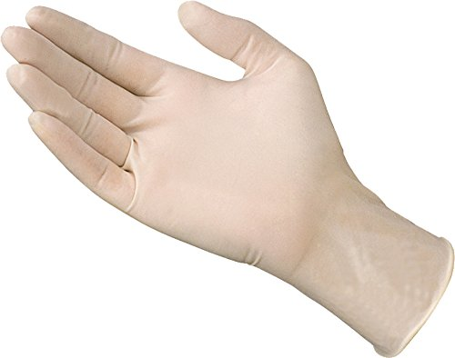 skintx Latex puderfrei 5,5–6mil Medical Grade Untersuchungshandschuhe Handschuh, 90020-XL
