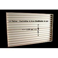 V85 Wall Showcase Display Cabinet   49,2