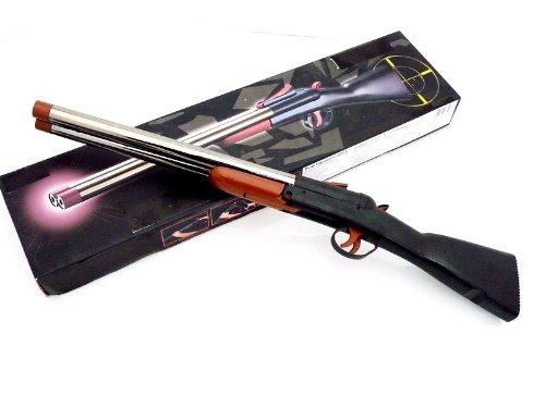N&B® RANGER SOFTAIR GEWEHR Schrotflinte 2 Läufe!!! 2 Schuss auf einmal! [Misc.] des Herstellers Nerd Clear®