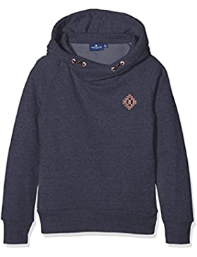 Tom Tailor Kids Hoody with Badge, Capucha para Niñas