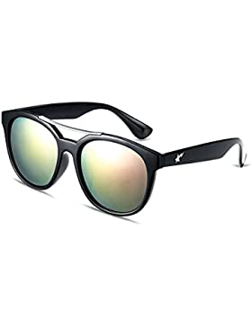 Ilove EU Mujer Gafas de sol Vintage gato ojos Pesca conducción gafas gafas de sol 4vasos de colores a elegir.