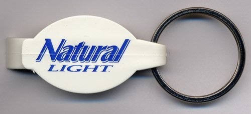 anheuser-busch-natural-light-dual-function-plastic-beverage-opener-keychain-by-unknown
