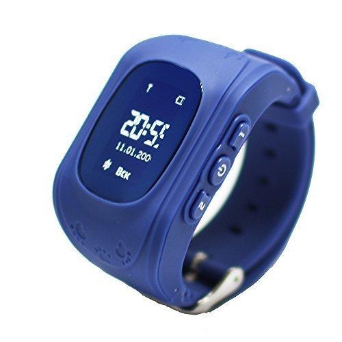 9Tong Niños, Reloj Inteligente con GPS, Reloj rastreador de Niños, teléfono con...