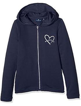 TOM TAILOR Mädchen Kapuzenpullover Sweet Hoodie Jacket